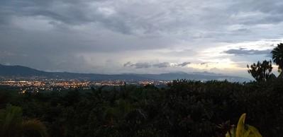 Alajuela at Night