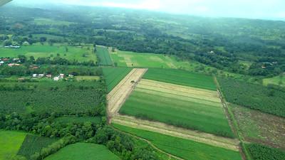 Farmland near La Fortuna
