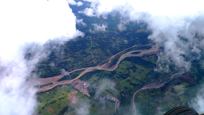 Flying over Rivers