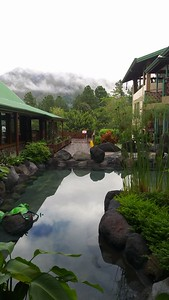 Arenal Observatory Hotel, Arenal National Park, Costa Rica
