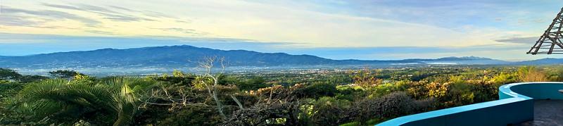 Vista  from Villa 4