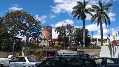 Historic Building, Heredia Centro