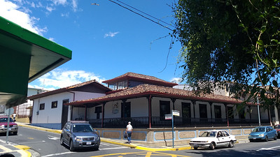 Home of Early CR President, Heredia Centro