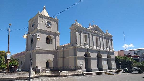 Central Catholic Church, Heredia Centro