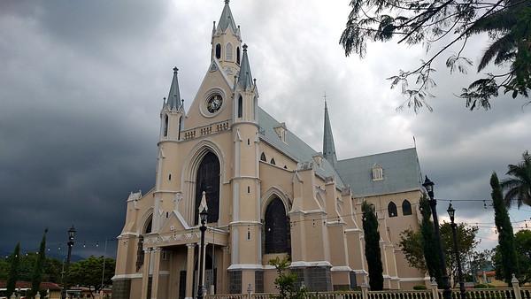 Iglesia San Rafael