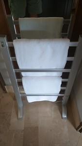 Towel-Warmer in My Villa #4