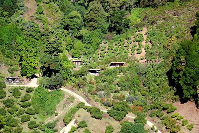 Batsú Gardens seen From Savegre Deck