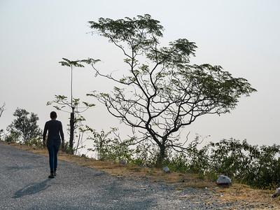 Hike to Kunjapuri Temple