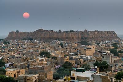 View of Fort Jaisalmer
