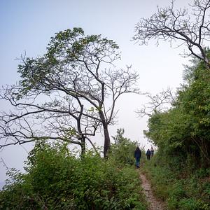 Hike to Kunjapuri Temple - Himalaya's