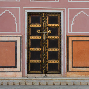 The CIty Palace - Jaipur