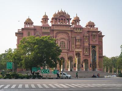 Jawahar Circle Main Entrance Gate