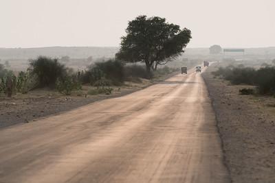 Thar Desert -  Great Indian Desert - Rajasthan