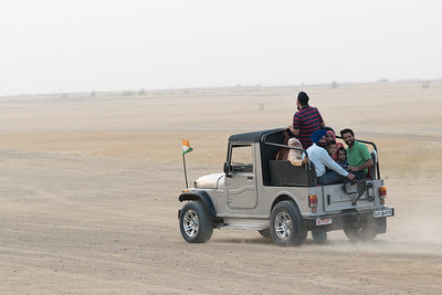 Jaisalmer Dune bashing