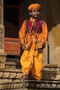 Jaisalmer Fort - Rajasthan India