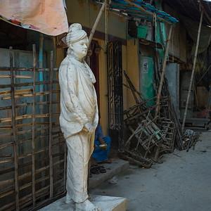 Kumartuli neighborhood