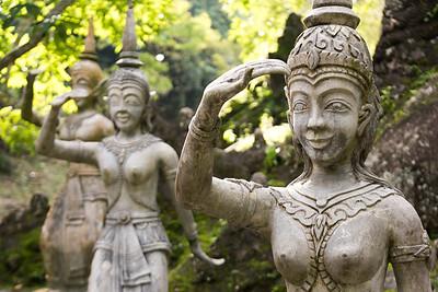 Secret Buddha Garden  - Ko Samui