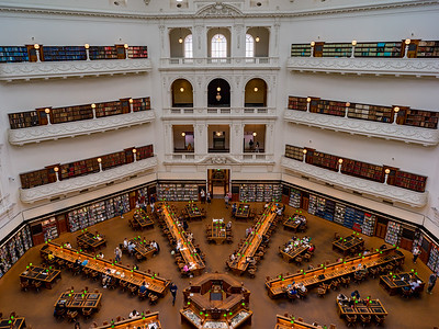 The La Trobe Reading Room
