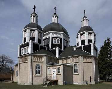 Ukrainian Catholic Church of the Resurrection - 1936