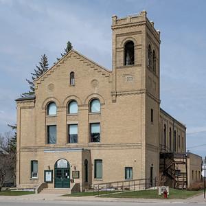Historic Building in Dauphin