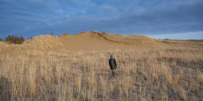 Spirit Sands Dunes