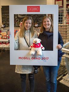 Natasha's Graduation from McGill 2017