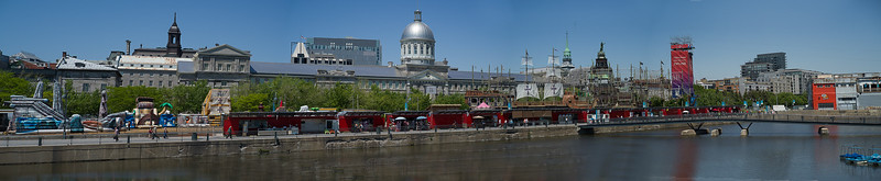 Old Port and the Lachine Canal