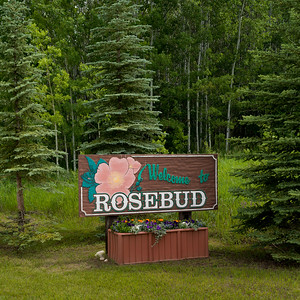 Rosebud, Alberta