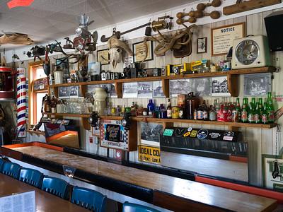 Last Chance Saloon, Wayne, Alberta