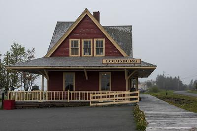 Louisbourg Railway Museum