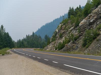 Big Bend Highway