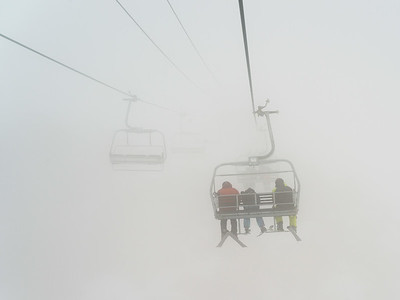 Skiing in Whistler 2018