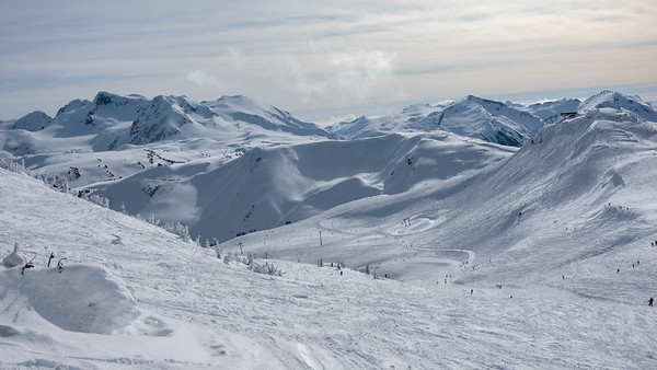 Whistler - The Mountain and Slopes