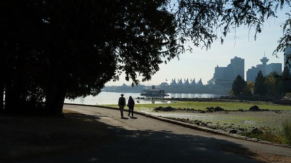 Stanley Park Seawall walk