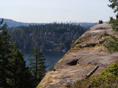 Quarry Rock - Deep Cove