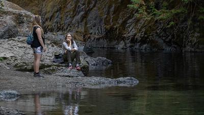 Englishman River Falls Provincial Park HIKE