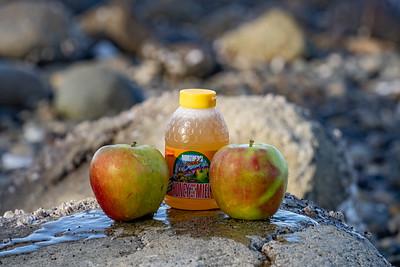 Apples and Honey -  Rosh Hashanah