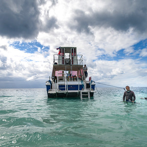 Scuba Diving -  Silk Caye