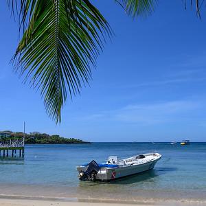 Roatan Honduras - West End