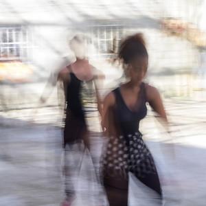 CUBAN DANCE - in motion