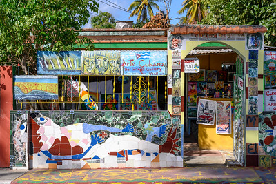 Jaimanitas - The mosaic-laden Cuban town that's a living piece of art