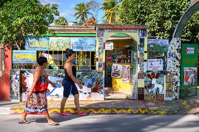 Jaimanitas - The mosaic-laden Cuban town that's a living piece of art