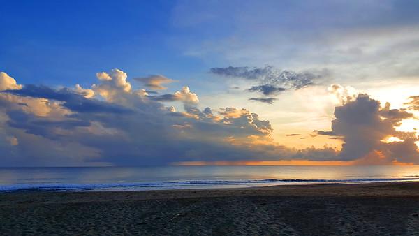 Sunrise Thursday Morning