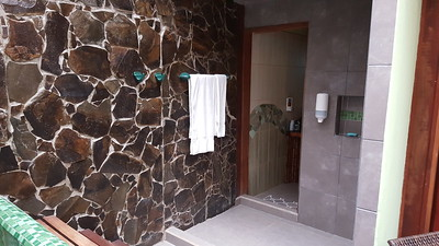 """My Large """"Outdoor"""" Shower which I really like"""