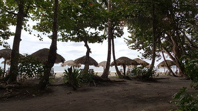 Our Private Cabanas on the Beach