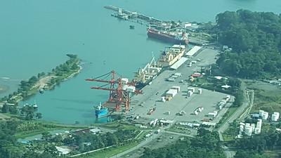 Port Límon, Costa Rica