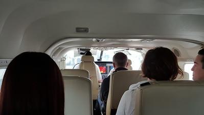 I Love Flying in Costa Rica!