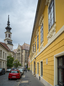 Buda's Castle District
