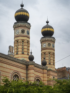 The Great Synagogue in Dohány Street