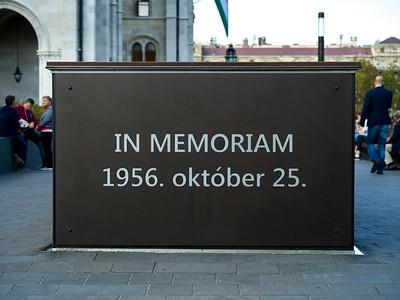 IN MEMORIAM 1956 October 25th